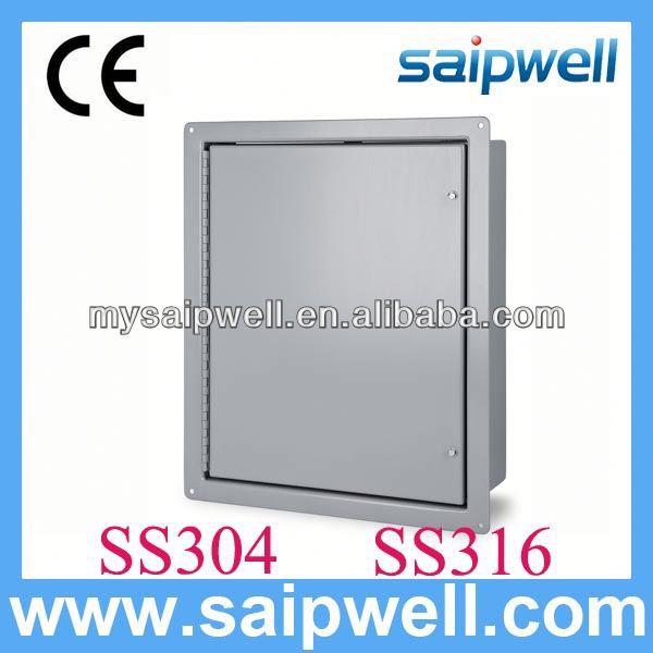 Stainless Steel IP66 protection outdoor cabinet