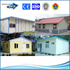 China low cost steel structure family living modular prefab home house plans