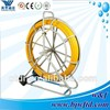Efficient 200 Meter to 350 Meter Fiber Glass Duct Rodder