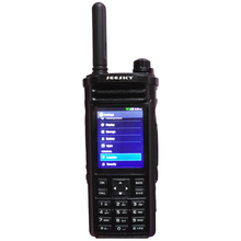 JEESKY P96 GSM mobile phone walkie talkie with Android 4.4.2 system mobile phone,GPS function optional