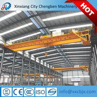 Electric workshop equipment overhead crane on Sale
