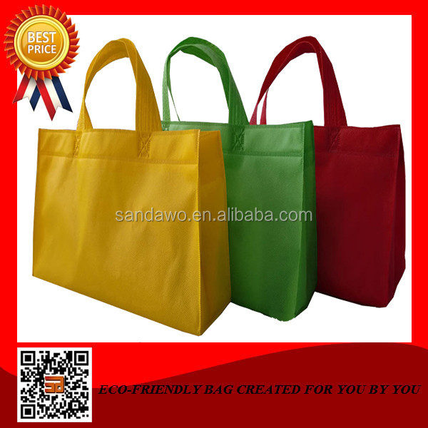 Attractive design Import fashion shopping bag
