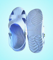 PVC Outsole Material and Anti-Static dust-free esd shoes