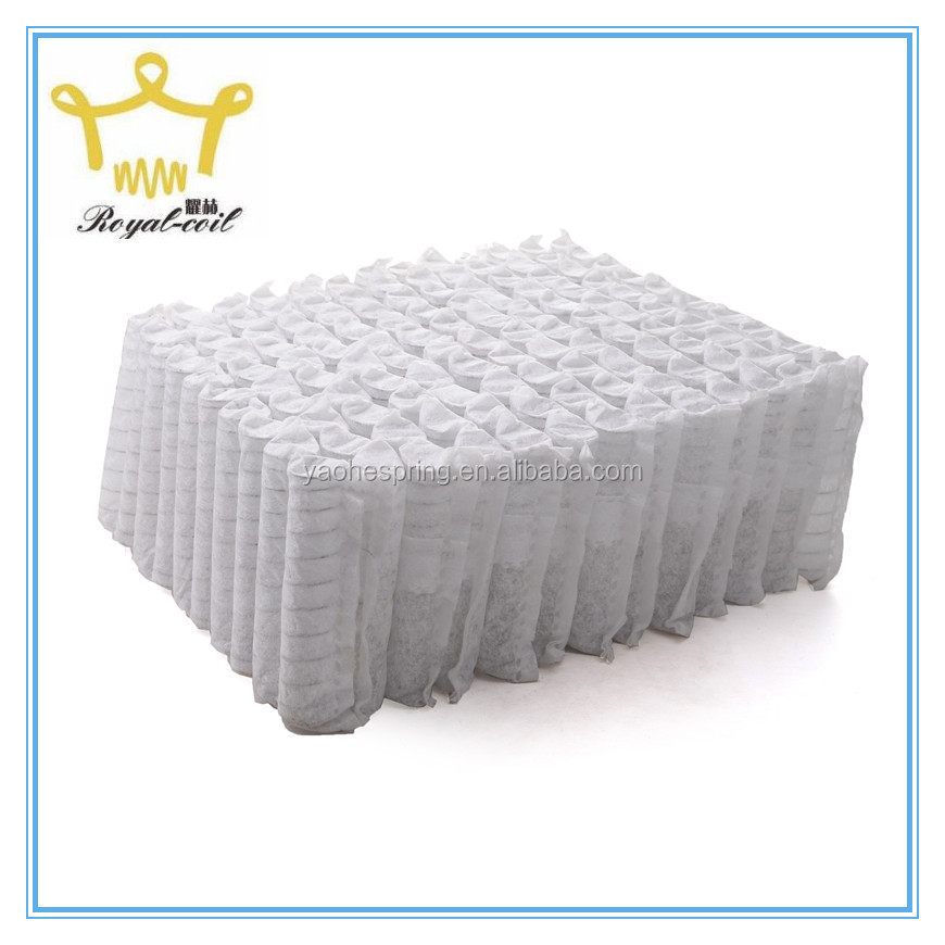 Good Quality Good Hardness Sofa Micro Pocket Spring 30MM