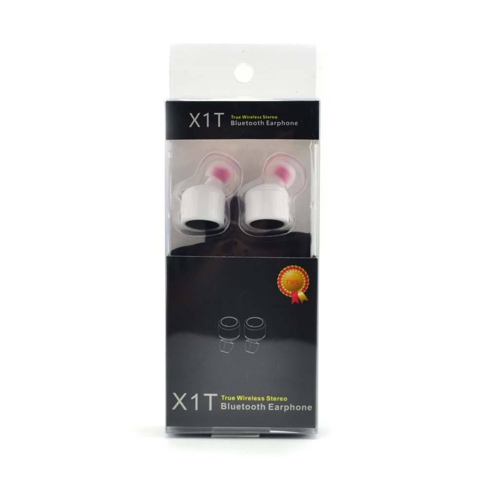 X1T 2016 New Technology True Wireless Earbuds Super Mini Bluetooth Earbuds -Sharon