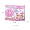 manicure beauty play set for kid