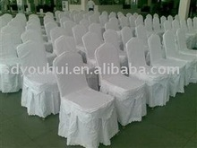 China factory supply round back chair cover best selling products in europe