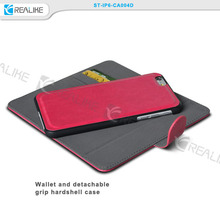 2In1 Detachable magnetic all Body Protective for iphone 5 s phone case with credit card slots