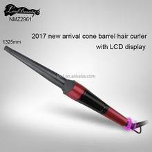 New Hot Sale Hair Salon Equipment Automatic Rotating Hair Curler with Digital Display Steam curler Curling Iron Machine