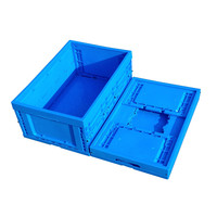 Factory direct-sell plastic moving boxes plastic pallet crate