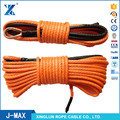J-MAX 12 strand 5mm*15m synthetic winch rope for ATV