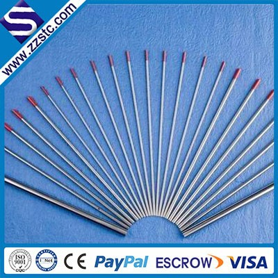 WL10 2.4x150mm Tungsten Electrode for Grinding Wheel for Sale
