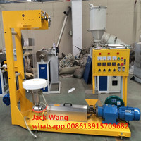 top quality lab plastic blown film making machine