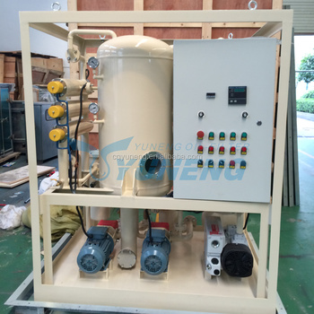 CE Standard Mobile Oil Purifier for Transformer