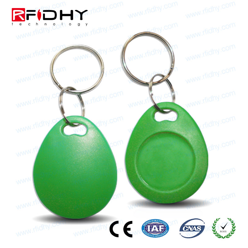 Trade Assurance Easy to Carry RFID Key Fob Custom