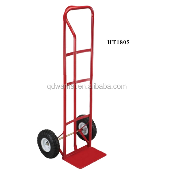 QINGDAO WANTAI Folding Hand Trolley HT1805 with CE