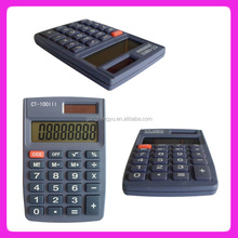 8-digit solar electronic calculator CT-100III,cheap calculators for sale