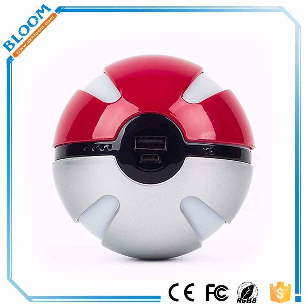 Customized Pokemon Plush Toy Power Pank with String