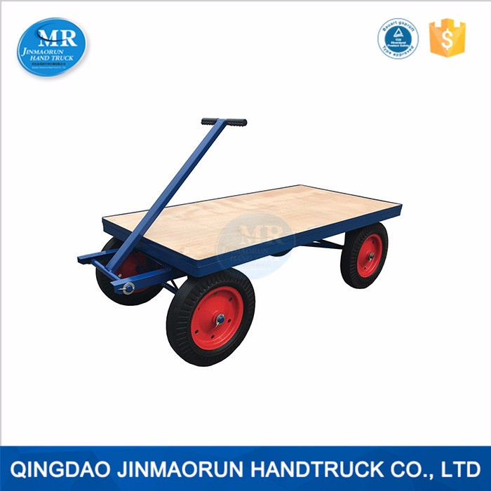 Professional Wholesale Cheap High Quality Wooden Garden Cart