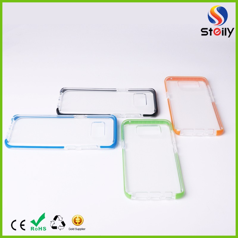 Slim Transparent TPU Cover case For Samsung Galaxy S8 Clear Case