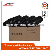 Compatible toner cartridge for Toshiba T3520D copiers