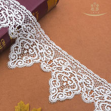 11.5cm Wide Chemical Lace, Water Dissolving Lace, Water Soluble Lace in Stock