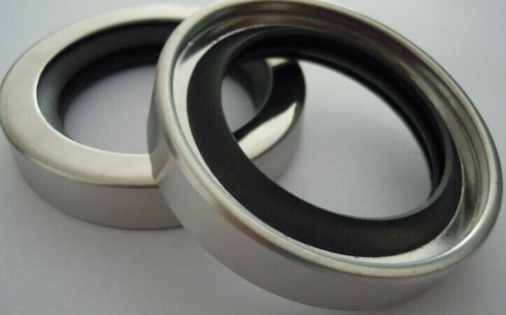 PTFE LIP -Rotary Shaft OIL SEAL RING SUS304 /PTFE