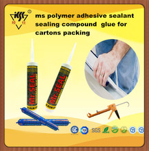 ms polymer adhesive sealant sealing compound glue for cartons packing