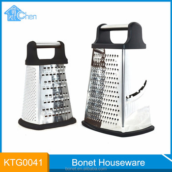 KTG0041 FDA&LFGB Multi Function cheese grater with container