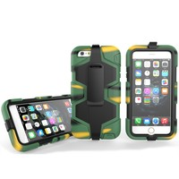 Shockproof Dustproof Latest Designs Mobile Phone Case For iPhone 6 Plus