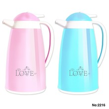 Jzx high quality portable pretty cute children drinking colored jug
