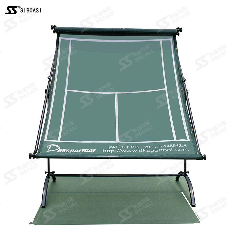 Cheap price portable tennis practice net for training for sale