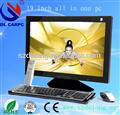 Aluminum,Wifi,Wall Mount Touch I3 21.5inch PC All In One