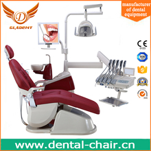 CE ISO Approved Dental Equipments unit With Top- Mounted Tool Tray