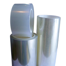 Super Clear PVC Transparent Plastic Crystal film