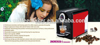 Capsule coffee maker ZNCM202A ABS Material CAPSULE VENDING MACHINE