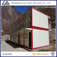 Beautiful Standard Container House1 bedroom mobile homes 1 container 1 floor house plans