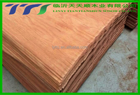 cheap wood veneer/maple veneer for skateboards from factory