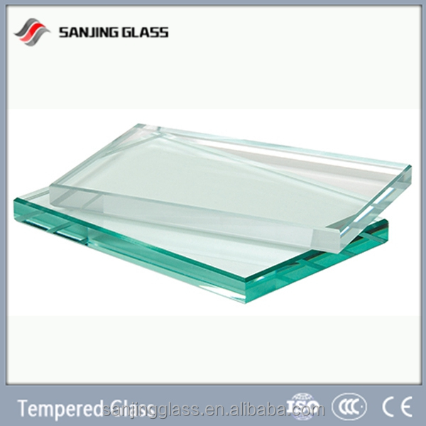 Solar panel cover glass thickness
