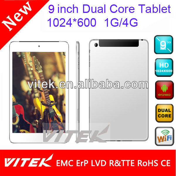 Factory price android mid tablet pc manual 9 inch
