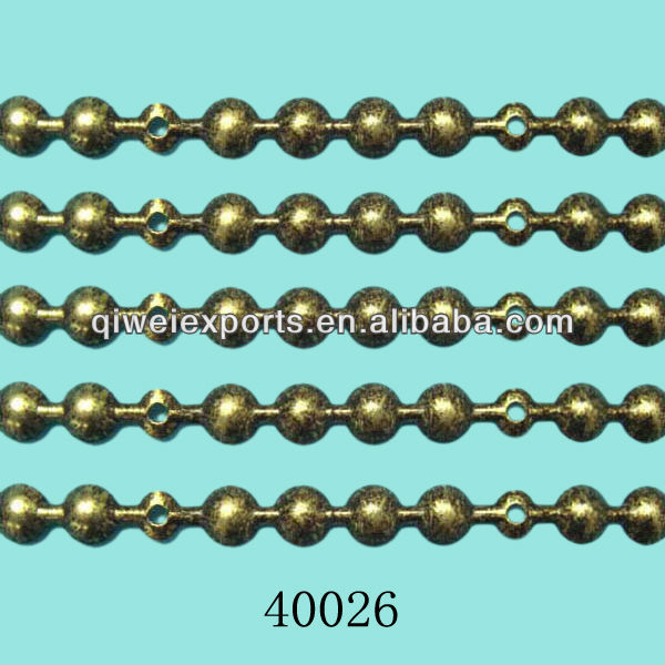 Bronze Renaissance Decorative Metal Furniture Trim 1 meter Strips(including Nails / Pins)