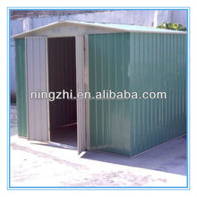 garden tool shed/ steel storage house