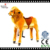 Cute Riding Animal Riding Toys, Lion, Kid Toys, Family Use