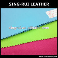 pu high quality synthetic leather,press change products