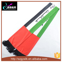 Cheap Customed Order Team Football Scarf