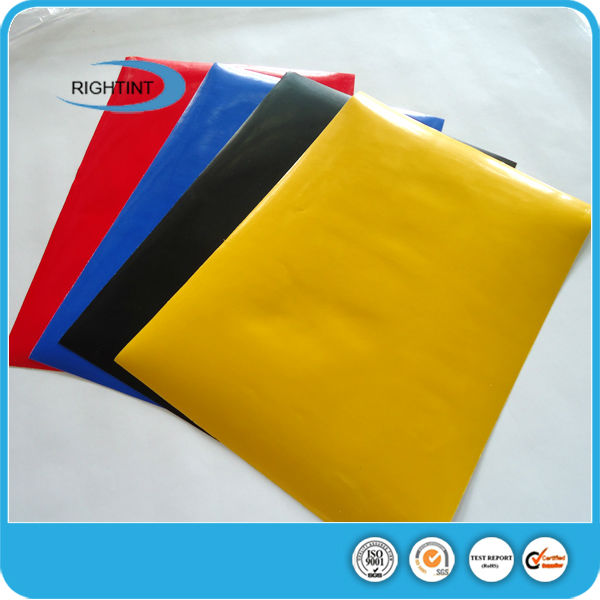 Vinyl outdoor sticker paper by china manufacturer
