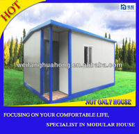China hot sale easy assembly low cost portable house prices