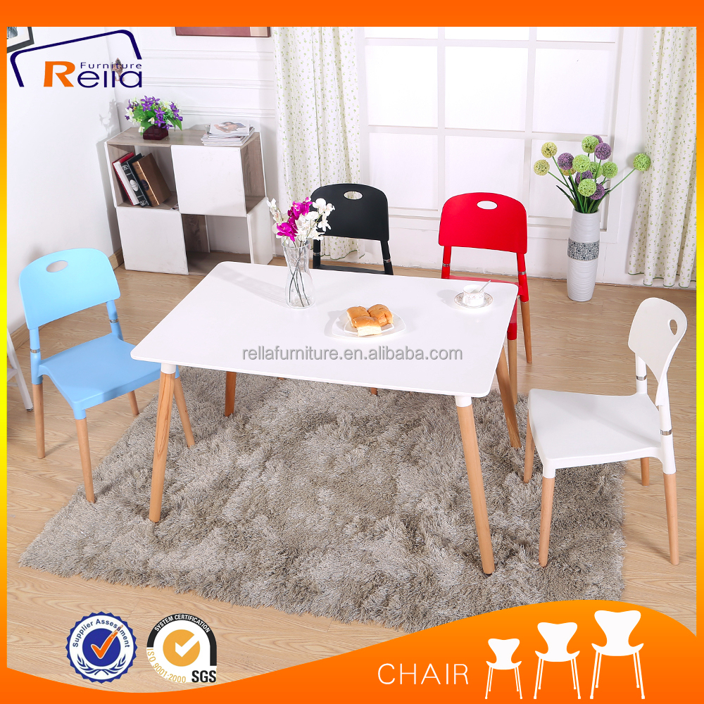 Leisure dining table and chair set