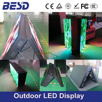 Led Display Board wireless signboard/ digital led board/ Outdoor Programmable LED Signs