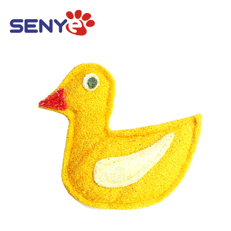 Wholesale hot Selling Clean teeth Loofah puppy/pet toys